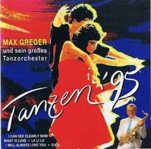 Max Greger Und Sein Orchester* Max Greger And His Orchestra - Sax In Gold